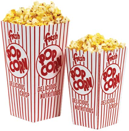 research out this week that's touting the health benefits of popcorn